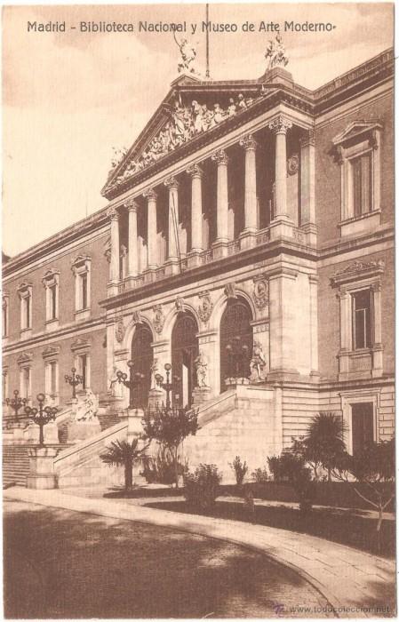 10.8 Museo de Arte Moderno de Madrid
