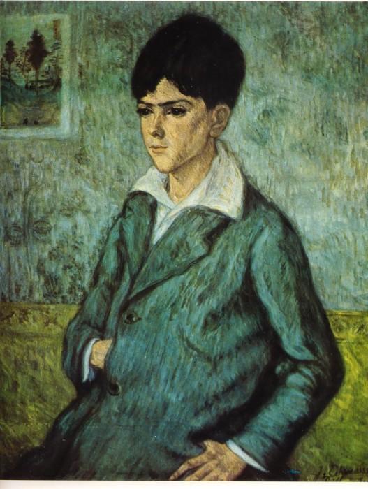 19. Federico Echevarría Uribe- 1920- 72x59 cm -o/l- particular